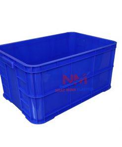 thùng nhựa 6 sóng bít