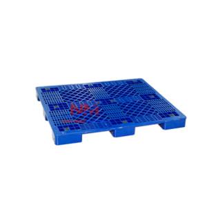 Pallet nhựa 1 mặt 1070 x 600 x 100mm