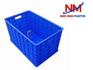 Thùng nhựa b1 khay đáy rộng,thành cao chứa nhiều đồ