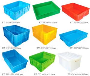 Các mẫu khay nhựa công nghiệp giá rẻ