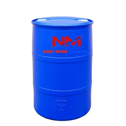 Kích thước thùng phuy nhựa 200 lít