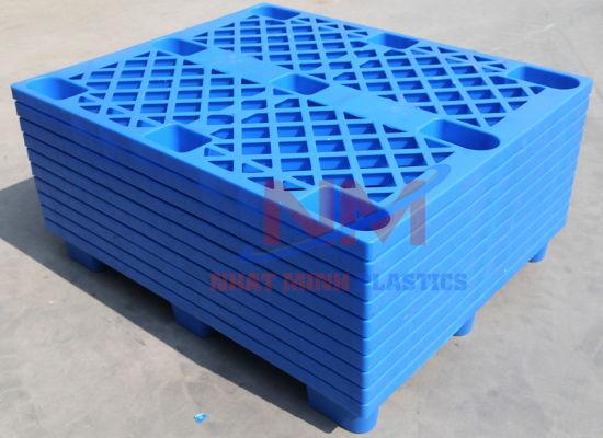 Pallet nhựa cốc 1200 x 1000 x 145mm