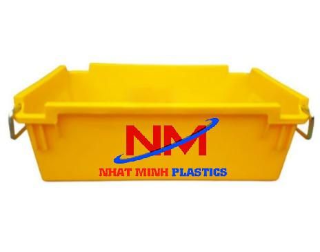 Sóng bít nhựa có quai đa dạng các màu sắc:vàng,xanh,đỏ,nâu,đen,..