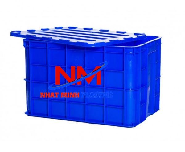 Thùng nhựa đặc b1 Nhật Minh