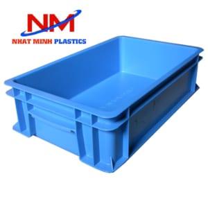 Thùng nhựa đặc b2