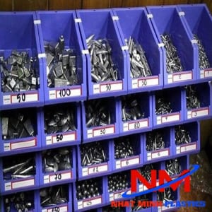 Tủ nhựa đựng linh kiện cho các nhà máy,xí nghiệp,công xưởng lớn