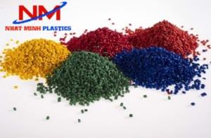 Chất liệu nhựa hạt nguyên sinh nhập khẩu chất lượng cao