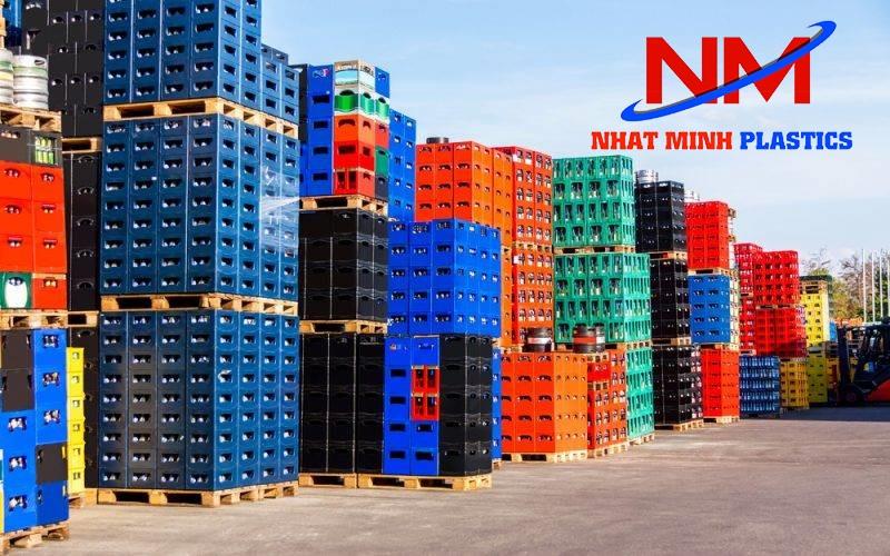 Bán pallet nhựa cũ tại Hà Nội giá rẻ,chất lượng,giao hàng nhanh