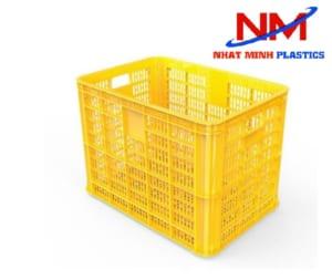 Sóng nhựa hở 3t9-Sóng nhựa hở ba tấc chín với chiều cao sóng là 39 cm