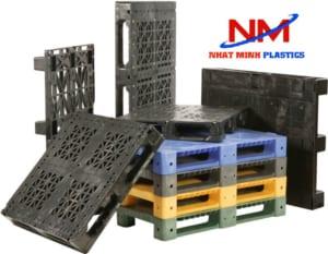 Pallet nhựa cũ mua ở đâu chất lượng?