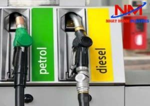 1 lít dầu máy bằng bao nhiêu kg?