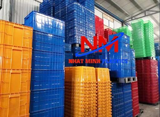 Kích thước khay nhựa công nghiệp các loại tại Nhật Minh Plastics