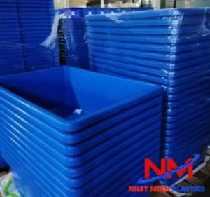 Mua tank nhựa hình chữ nhật các loại tại Nhật Minh Plastics để được giá ưu đãi nhất