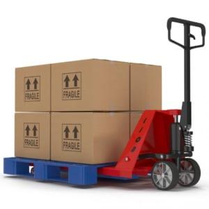 Nên chú ý về kích thước,chiều cao và trọng tải của pallet nhựa để lựa chọn pâlet sao cho phù hợp với container hàng