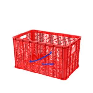 Rổ nhựa công nghiệp cũ là rổ nhựa công nghiệp đã qua sử dụng