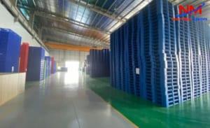 Sử dụng pallet nhựa cho thuê tại Hà Nội đem lại rất nhiều lợi ích