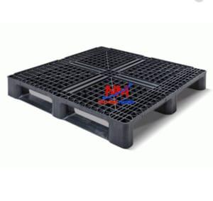 Mua pallet nhựa đen kích thước 1000 x 1000 x 120 mm