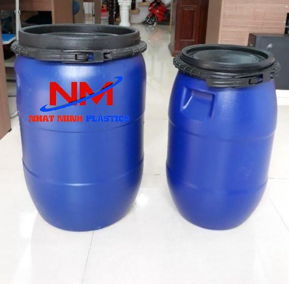 Mua thùng phi nhựa Hà Nội tại Nhật Minh đảm bảo chất lượng và giá thành tốt nhất