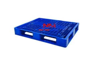 Pallet nhựa trọng tải trung bình kích thước 1200 x 1000 x 145 mm