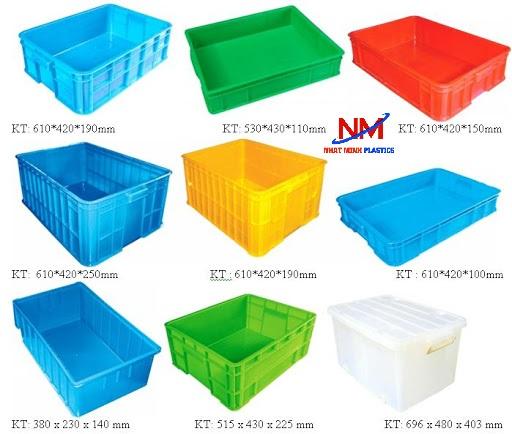 Khay nhựa công nghiệp là gì?