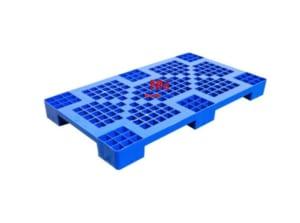 Pallet nhựa đơn Kích thước : 1070 x 600 x 100 mm
