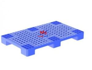 Pallet nhựa mỏng mặt hở kích thước 1200 x 1000 x 30 mm